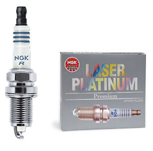 Ngk 3199 Laser Platinum Spark Plug X 4 Bkr6Equp For Audi,bentley,bmw,mini,land
