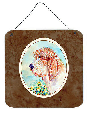 Petit Basset Griffon Vendeen PBGV Wall or Door Hanging Prints