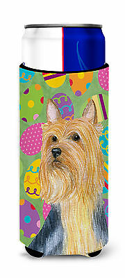 Silky Terrier Easter Eggtravaganza Ultra Beverage Insulators for slim cans