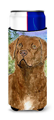 Chesapeake Bay Retriever Ultra Beverage Insulators for slim cans