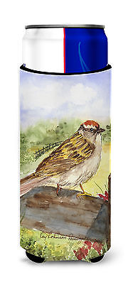 Bird - Chipping Sparrow Ultra Beverage Insulators for slim cans