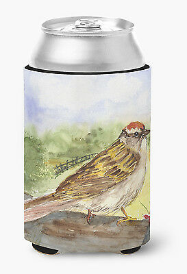 Bird - Chipping Sparrow Can or Bottle Beverage Insulator Hugger
