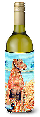 Chesapeake Bay Retriever Wine Bottle Beverage Insulator Beverage Insulator Hugge