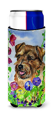 Norfolk Terrier Ultra Beverage Insulators for slim cans