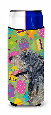 Irish Wolfhound Easter Eggtravaganza Ultra Beverage Insulators for slim cans