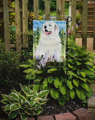 Carolines Treasures  SS8866GF Great Pyrenees Flag Garden Size