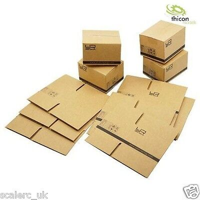 1/10 Scale Accessories Paper Boxes(12EA)