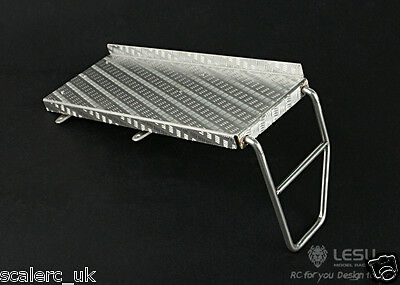 1/14 TAMIYA Hino Trailer Aluminum Footrest Holder(Available to the public)