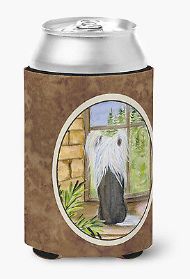 Carolines Treasures  SS8121CC Chinese Crested Can or Bottle Beverage Insulator H
