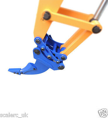 RC4WD Hooks for Excavator Buckets [Blue]