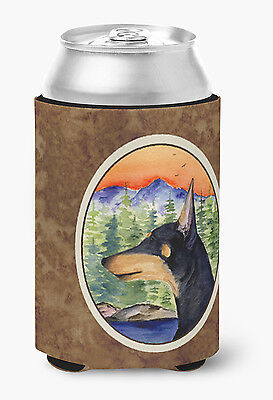 Carolines Treasures  SS8433CC Manchester Terrier Can or Bottle Beverage Insulato