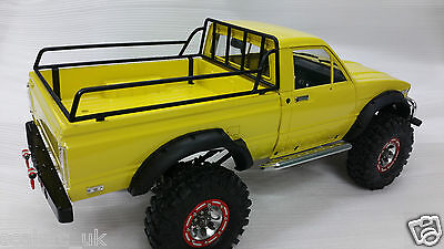 1/10 RC4WD Trail Finder, High-Flux Metal Cargo the Long Rollbar