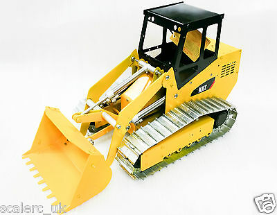 1/12 Full Metal Hydraulic Track Loader (Assembly-Completed  Product)