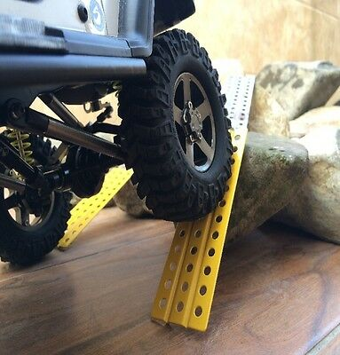 Off-road 1/10 Scale Sand Ladders Yellow for RC Car Truck