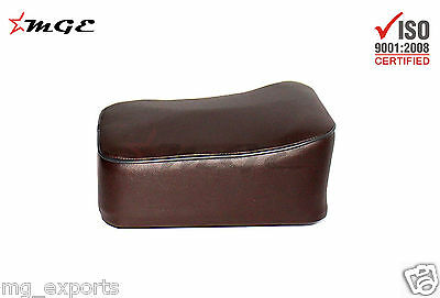 Vespa VBB VBA Sprint Super VNB VNA 125 150 Rear Seat BROWN HIGH QUALITY #SE014