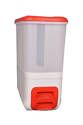 Tupperware Smart Rice Dispenser (10 Kg) With Multi Freebies