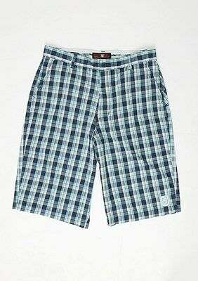 Grotto Blast Out Mens Cotton Shorts - 2 Colour Options- Brand New- End of Range