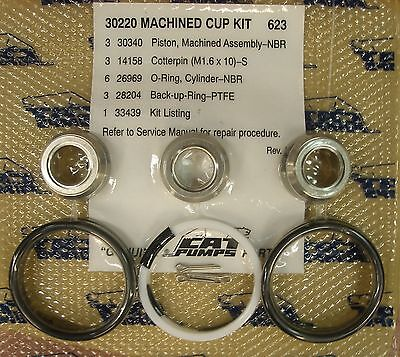 Cat Pumps Cup Kit 30220