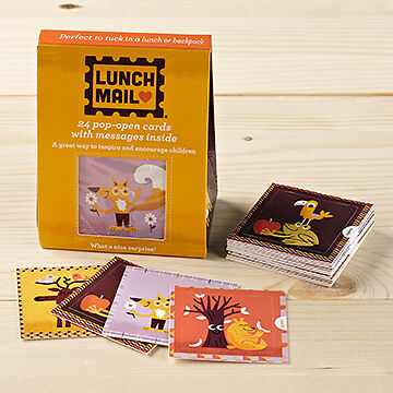 Lunch Mail for kids – 'Animals'
