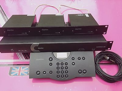 CLEARONE CONVERGE 590 MIXER/CONTROLLER SET-Pro Audio Conferencing