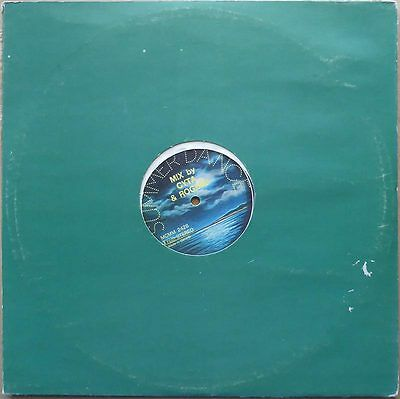 "12"" Various - Summer Dance - MIX by Cyta & Rogers - Kanada 1981 - VG+"