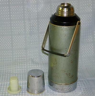 1977 A-945DH Aladdins Stanley 64oz Metal Vacuum Bottle Thermos Made in USA