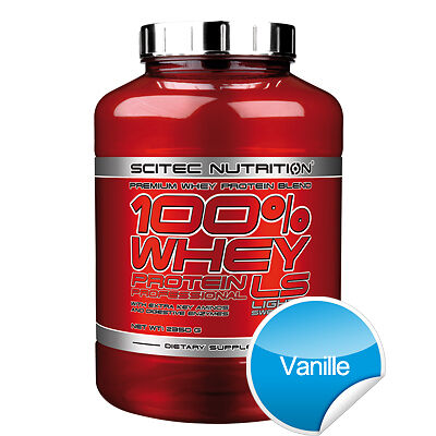 100% Whey Protein Professional LS - 2350 g - Vanille