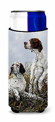 English Pointer by Michael Herring Ultra Beverage Insulators for slim cans