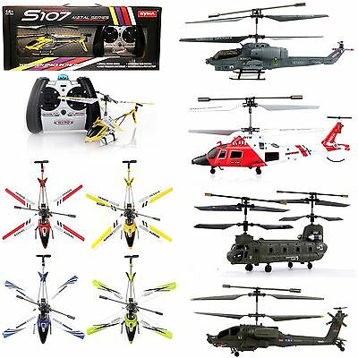Syma Remote Control Helicopter Toys Indoor - Out Door