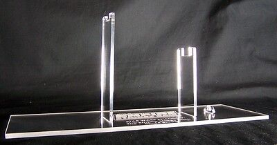 acrylic display stand for Star Wars DL-44 Blaster prop various options available