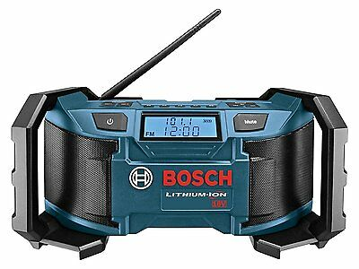 Bosch PB180 18-Volt Lithium-Ion Compact Radio (Tool Only)