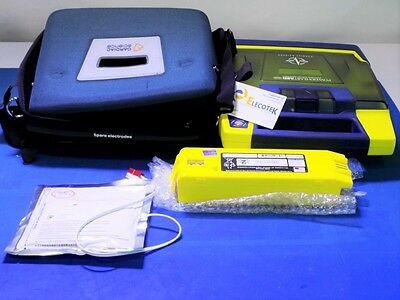 Cardiac Science Powerheart G3 AED With Pads and Battery