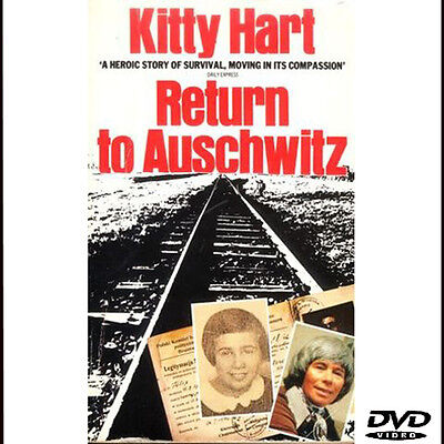 Kitty - Return To Auschwitz DVD Kitty Hart READ DESCRIPTION