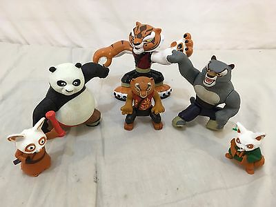 Children Youth Toy's Kung Fu Panda & Friends McDonalds Toys & More! 32223