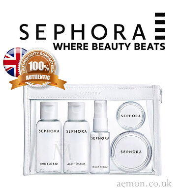 Sephora Weekend kit my bathroom on-the-go, travel bottles ORIGINAL