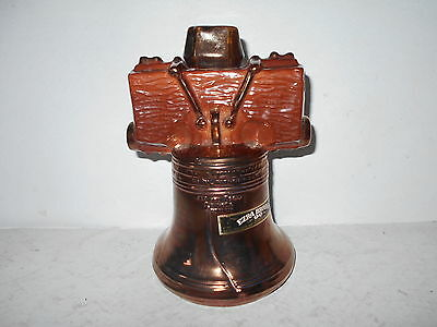 1969 Ezra Brooks Liberty Bell Decanter