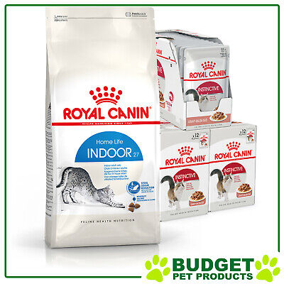 Royal Canin Monthly Bundle Cat Food Indoor For Adult Cats