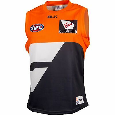 GWS Giants 2016 AFL Home Guernsey Adults and Kids Sizes Available BNWT
