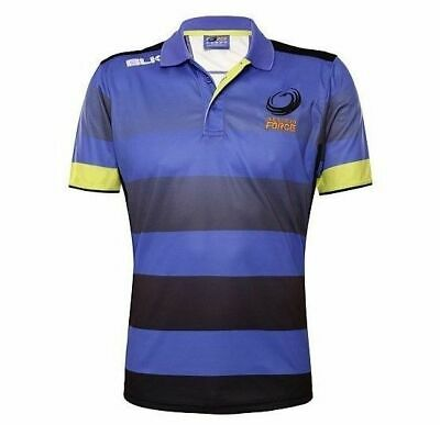 Western Force 2016 Training Polo Shirt 'Select Size' S-3XL BNWT