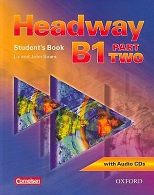 Headway Student's Book Level B1 Part 2 Liz Soars John Soars