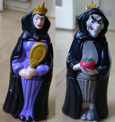 Figure  Disney  Snow White and the Seven Dwarfs the queen and witch  two faces