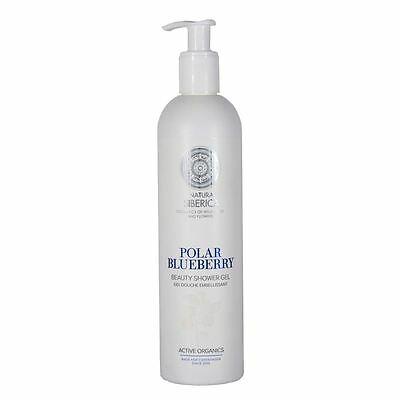 Natura Siberica Copenhagen Polar Blueberry Shower Gel 400 ml