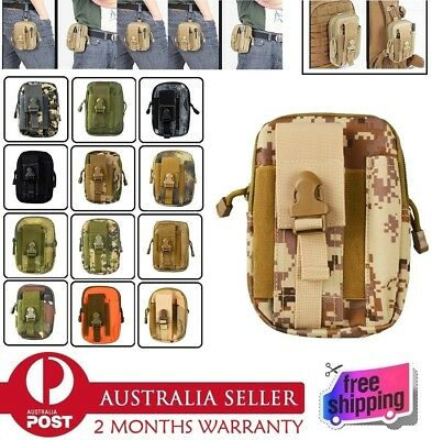 New Military Waist Pouch BL064 Camping Fanny Pack Hiking Belt Bag Phone Wallet