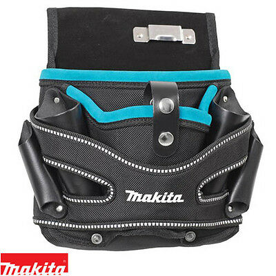 Makita P-71722 Blue Collection Universal L or R Drill Holster & Pouch Tool Belt
