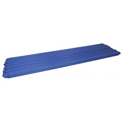 Backpacker Reed Lightweight Inflatable Single Air Bed - 186 x 53 x 2.5cm -