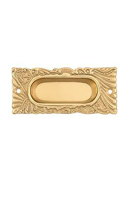 Roanoke Window Lift Handle Antique Copper and Brass