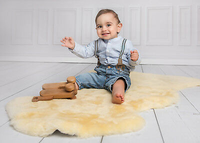 Babyfell Medicine tanned Lambskin Sheepskin eco Tanning Natural fur Fur cover