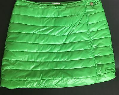 Colmar Down Skirt Women's Golf/ski Winter Cocona Insulation System Ladies Skirt