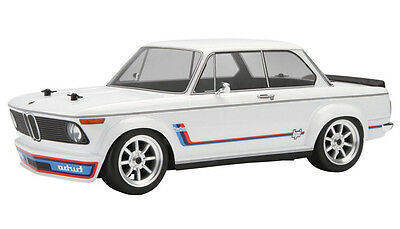 HPI Racing BMW 2002 Turbo Body Shell WB225mm (Clear) 7215