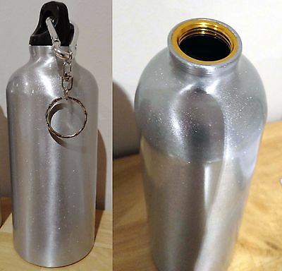 Blank Sublimation Stainless Steel Drink Bottle 600ML Printing Heat Transfer
